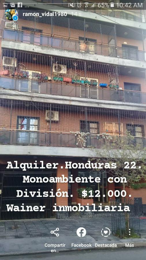 Foto Departamento en Alquiler en  Capital ,  Tucumán  HONDURAS 22