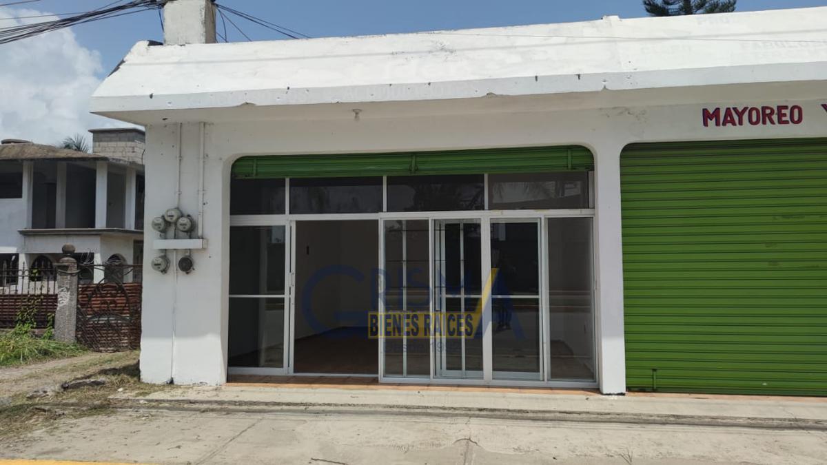 Foto Local en Renta en  La Calzada,  Tuxpan  LOCALES EN RENTA EN LA CALZADA