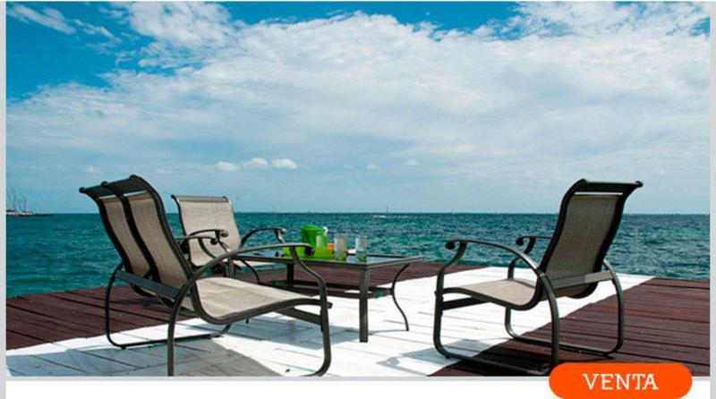 Foto Casa en Venta en  Cancún Centro,  Cancún  Venta de Residencia Frente al Mar en Cancun