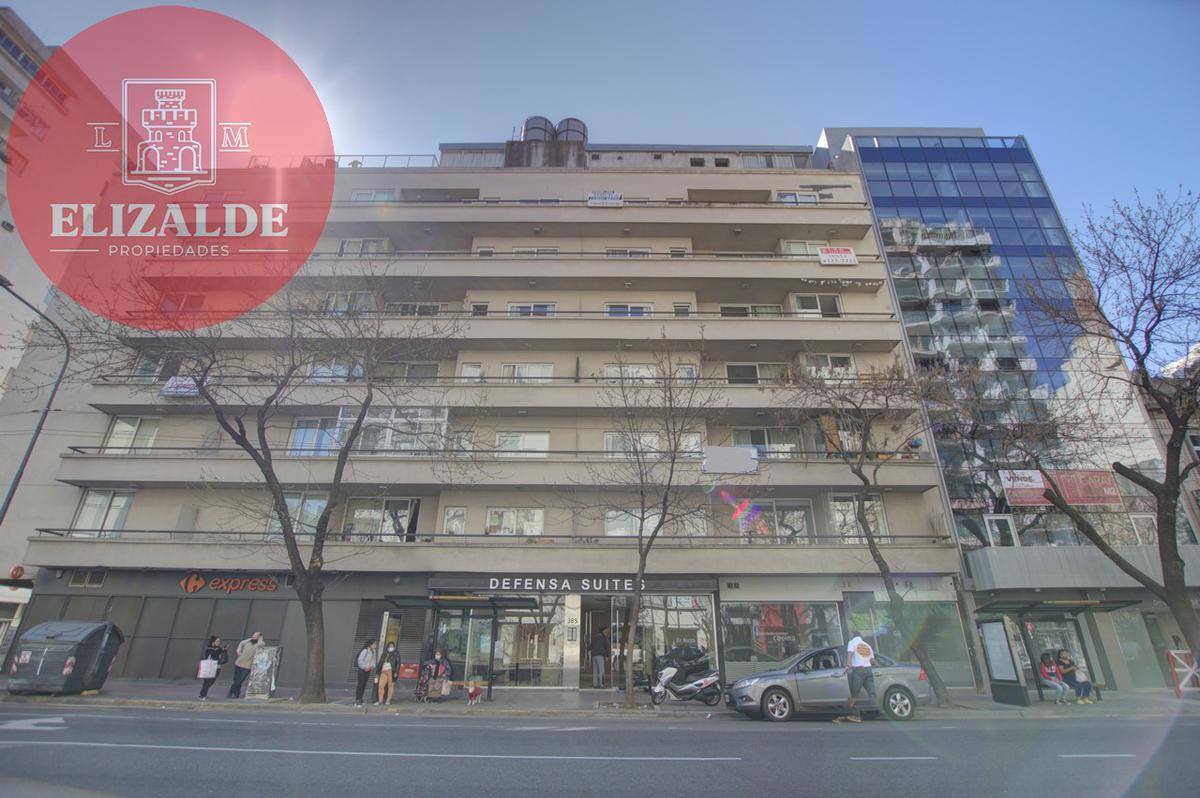 Foto Departamento en Venta en  San Telmo ,  Capital Federal  Avenida Juan de Garay al 300
