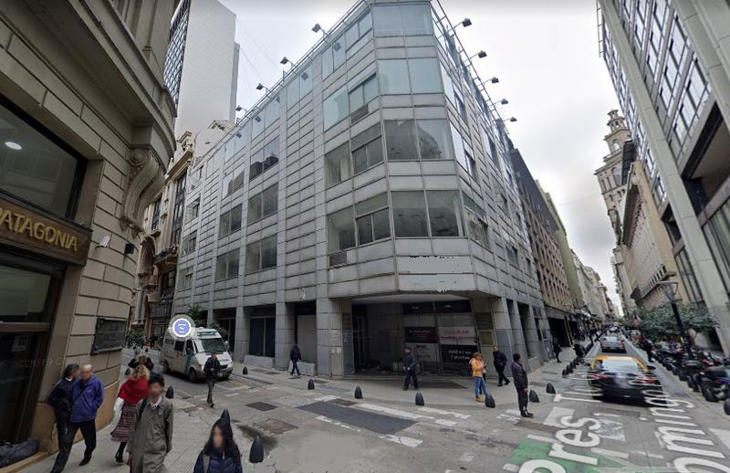 Foto Edificio Comercial en Venta en  Microcentro,  Centro (Capital Federal)  Tte Gral J D Peron 518, Block
