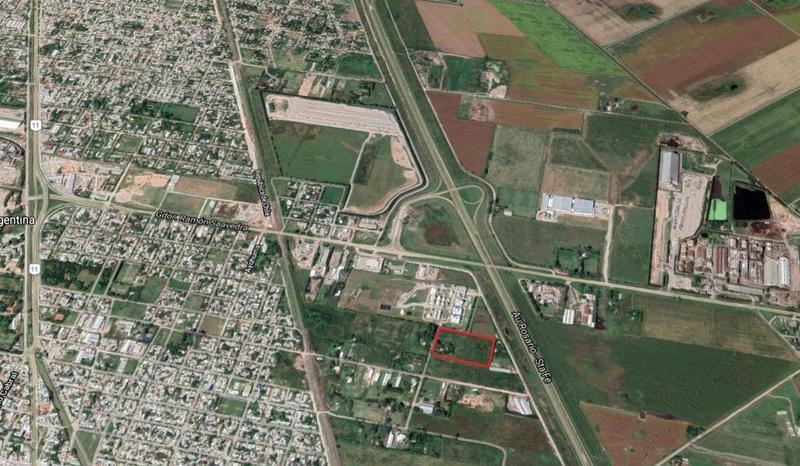 Foto Terreno en Venta en  San Lorenzo ,  Santa Fe  Autopista Rosario Santa Fe