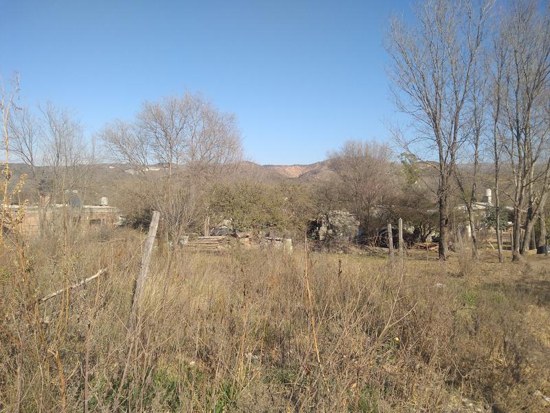 Foto Terreno en Venta en  Piedra del Sapo,  Alta Gracia   Lote en Venta - Bº Piedra del Sapo- Con escritura  - Vista a las Sierras