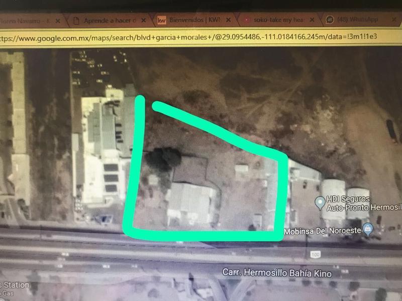Foto Terreno en Venta en  El Llano,  Hermosillo  Terreno en venta en Colonia el Llano en Hermosillo, Sonora