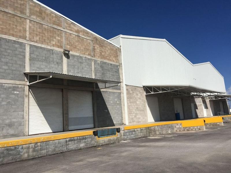 Foto Bodega Industrial en Renta en  Zona Industrial,  San Luis Potosí  BODEGA INDUSTRIAL EN RENTA CERCA A EJE 136 Y EJE 140