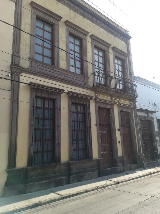 Foto Casa en Venta en  San Luis Potosí ,  San luis Potosí  CASA EN VENTA PARA OFICINAS O NEGOCIO, ZONA CENTRO SAN LUIS POTOSI