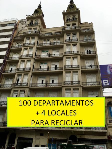Foto Edificio Comercial en Venta en  Microcentro,  Centro (Capital Federal)  Av, Corrientes al 1200