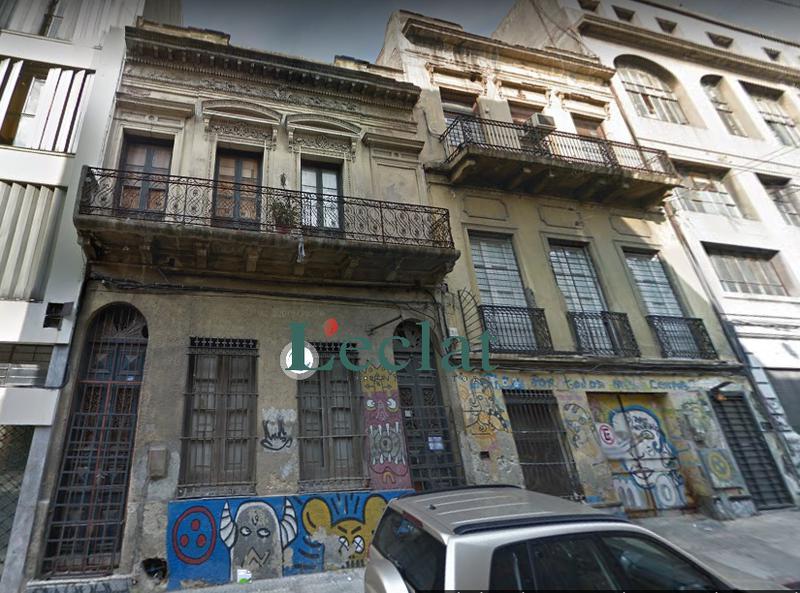 Foto Casa en Venta en  Ciudad Vieja ,  Montevideo  Paraná y Ciudadela - Prox. Pza. Independencia