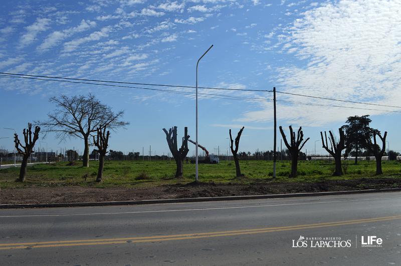 Foto Terreno en Venta en  Perez,  Rosario  Los Lapachos - Perez