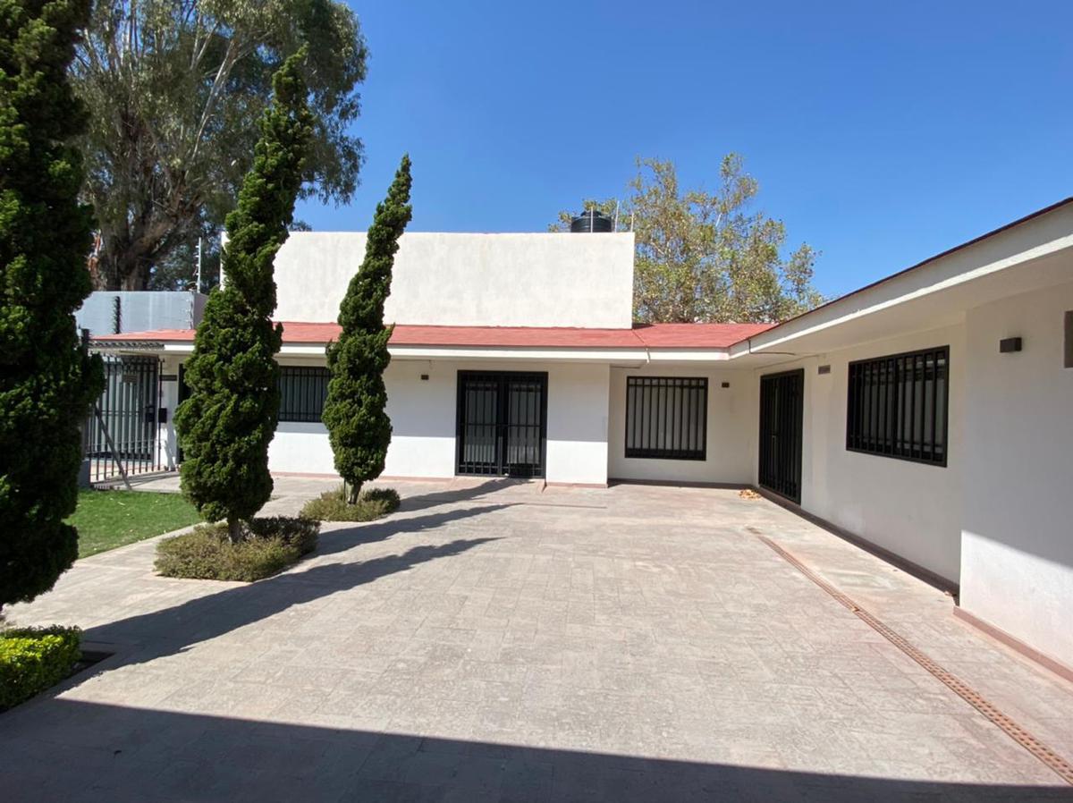 Foto Oficina en Renta en  San Luis Potosí ,  San luis Potosí  OFICINAS EN RENTA EN COLONIA EL PARQUE, SAN LUIS POTOSI