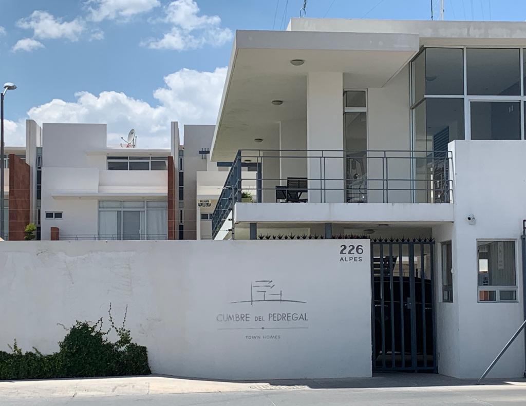 Foto Departamento en Renta | Venta en  San Luis Potosí ,  San luis Potosí          DEPARTAMENTO AMUEBLADO EN VENTA Y RENTA EN CUMBRES DEL PEDREGAL, SAN LUIS POTOSI