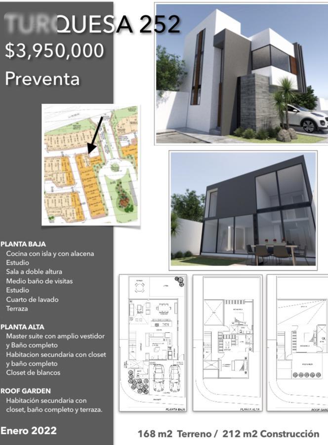Foto Casa en Venta en  Fraccionamiento Zibatá,  El Marqués  PREVENTA CASA EN CONDOMINIO TURQUESA  FRACC. CLUB GOLF ZIBATA QRO. MEX.