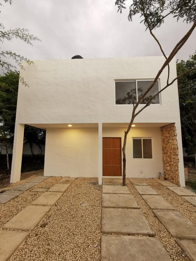 Foto Casa en Venta en  Pueblo Conkal,  Conkal  Casa venta en Conkal, muy cercano a Merida y la zona de Altabrisa- agenda tu cita