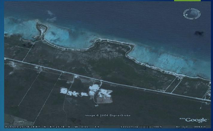 Foto Terreno en Venta en  Bahías de Punta Solimán,  Tulum  Hermoso terreno frente playa en Bahia Soliman, Tulum