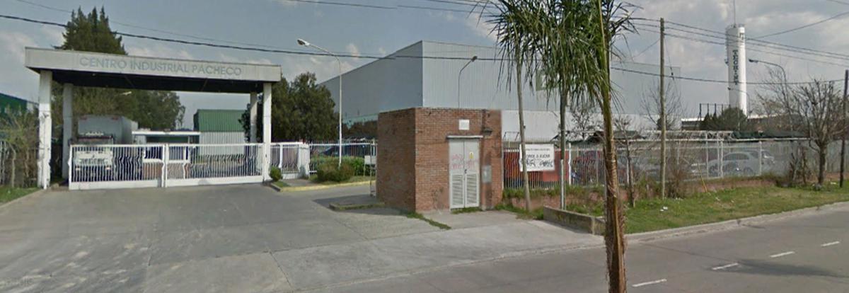 Foto Nave Industrial en Alquiler en  General Pacheco,  Tigre  Av de los Constituyentes  km 36