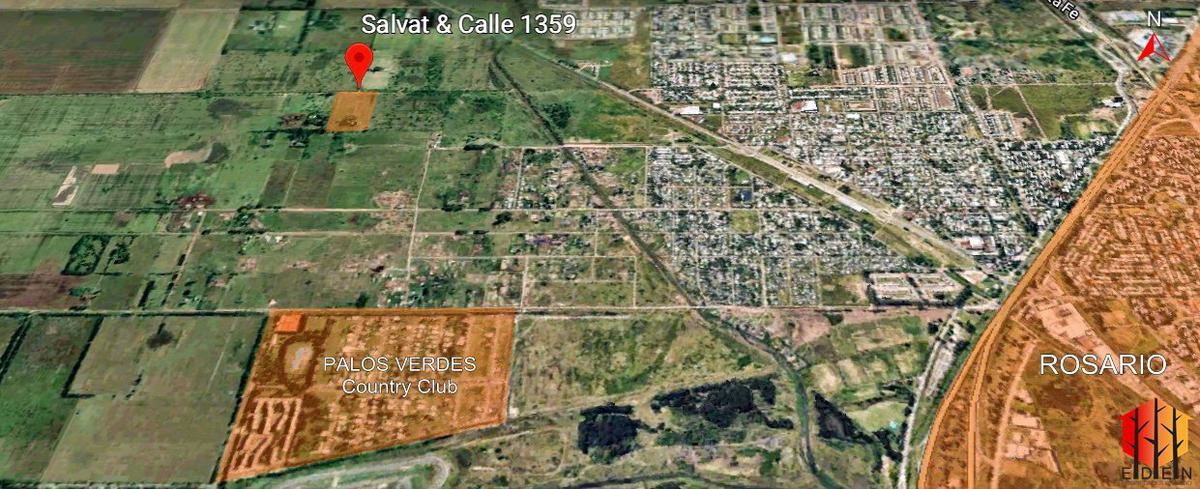 Foto Terreno en Venta en  Rosario,  Rosario  Salvat y Calle al 1300