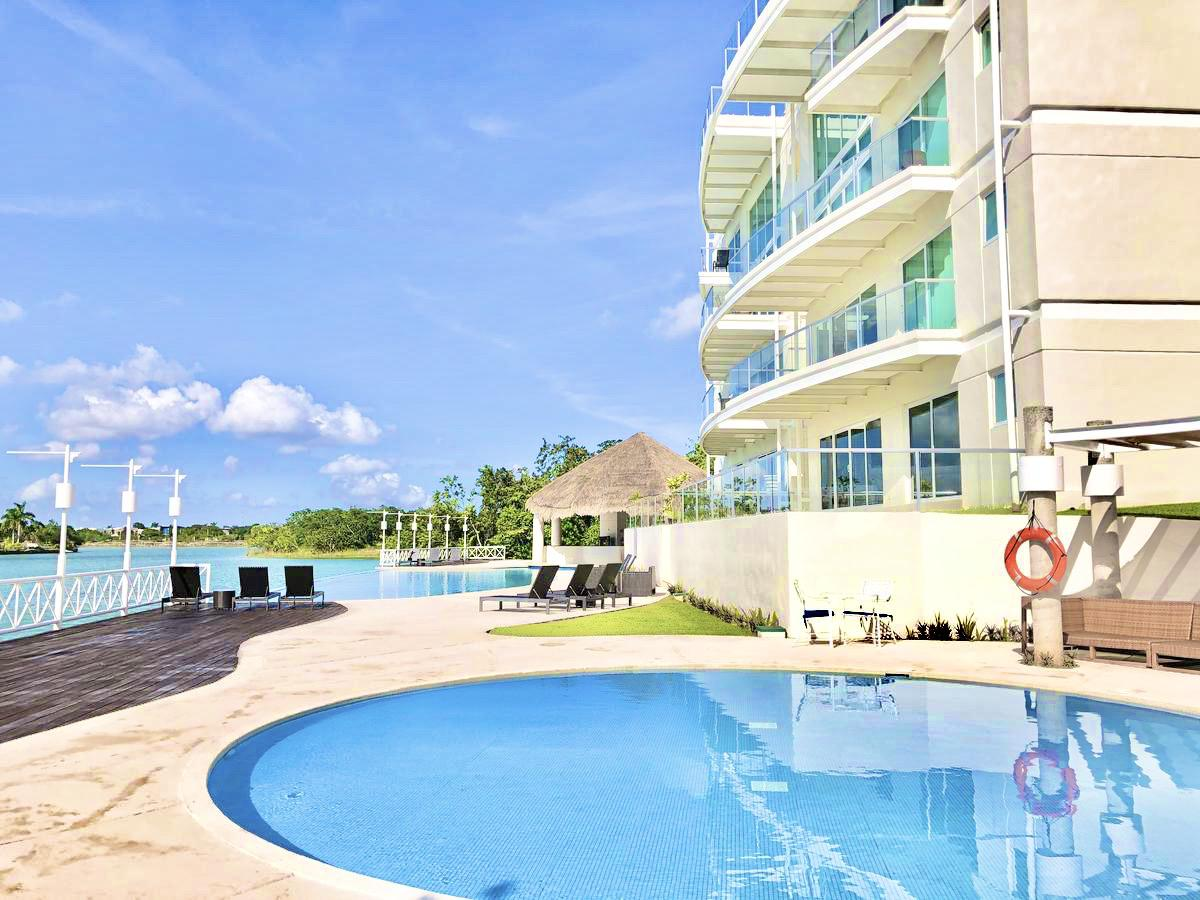 Foto Departamento en Renta en  Lagos del Sol,  Cancún  Residencial Lagos del Sol.