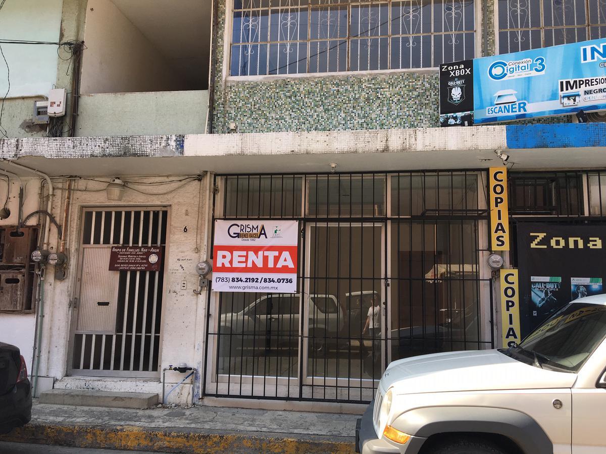 Foto Local en Renta en  Centro,  Tuxpan  LOCAL   CÉNTRICO   FRENTE   A   LA   GANADERA