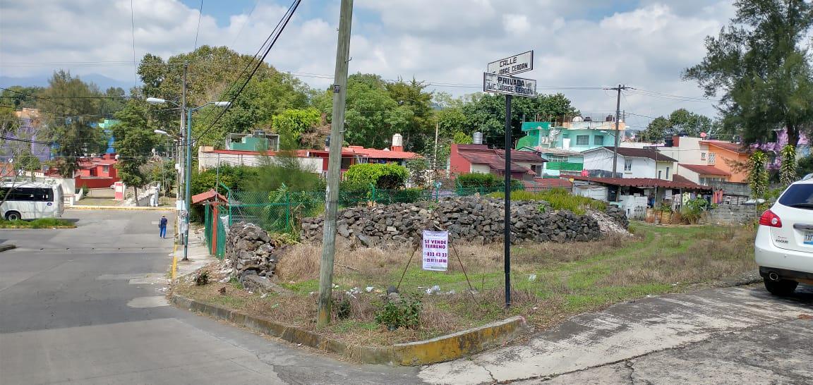 Foto Terreno en Venta en  Unidad habitacional Fovissste,  Xalapa  XALAPA ADOLFO LOPEZ MATEOS