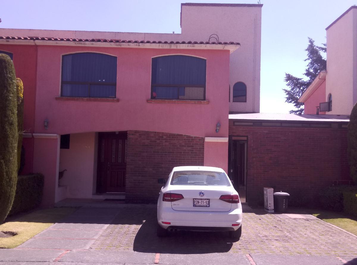 Foto Casa en Renta en  Metepec ,  Edo. de México  CASA EN VENTA/RENTA CAMPESTRE DEL VALLE