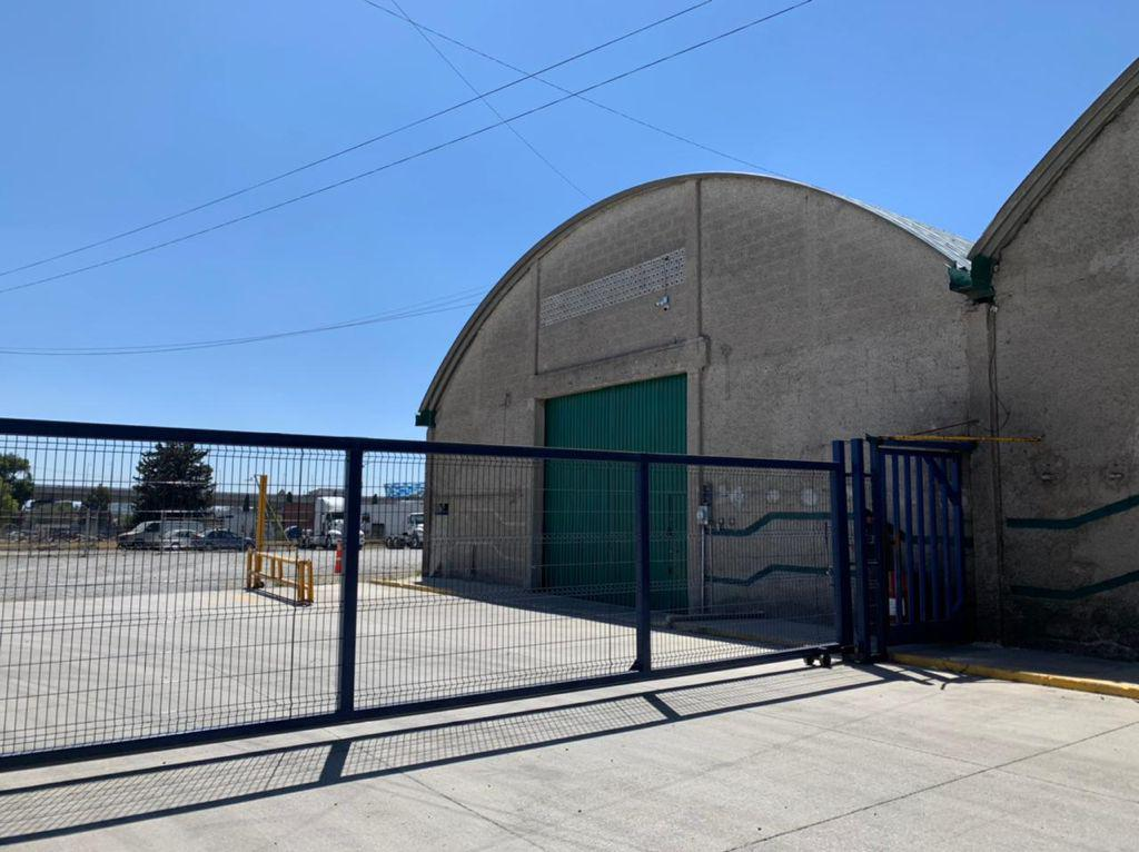 Foto Bodega Industrial en Renta en  Puebla ,  Puebla  RENTA DE BODEGA, PARQUE INDUSTRIAL, VIGILANCIA, AUTOPISTA