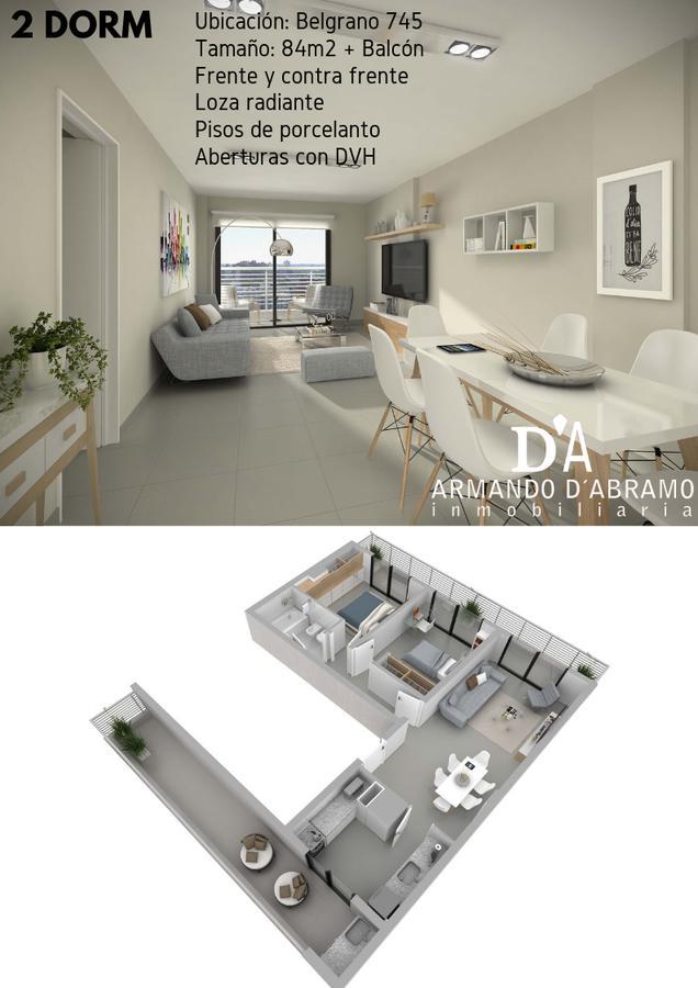 Foto Departamento en Venta en  Capital ,  Neuquen  BELGRANO al 745 1 Dormitorio 51m2