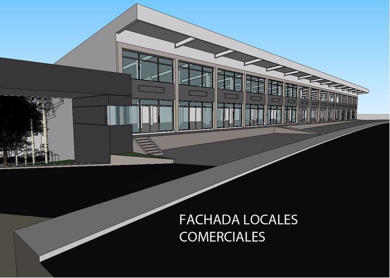 Foto Local en Renta en  Escazu,  Escazu  Local Comercial en Escazú de dos Niveles en Centro Comercial