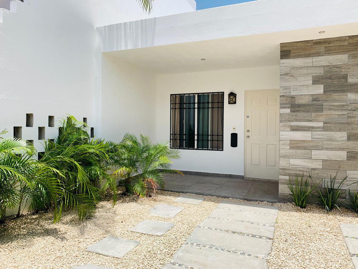 Foto Casa en Renta en  Supermanzana 57,  Cancún  Casa en renta Residencial las Americas Cancun