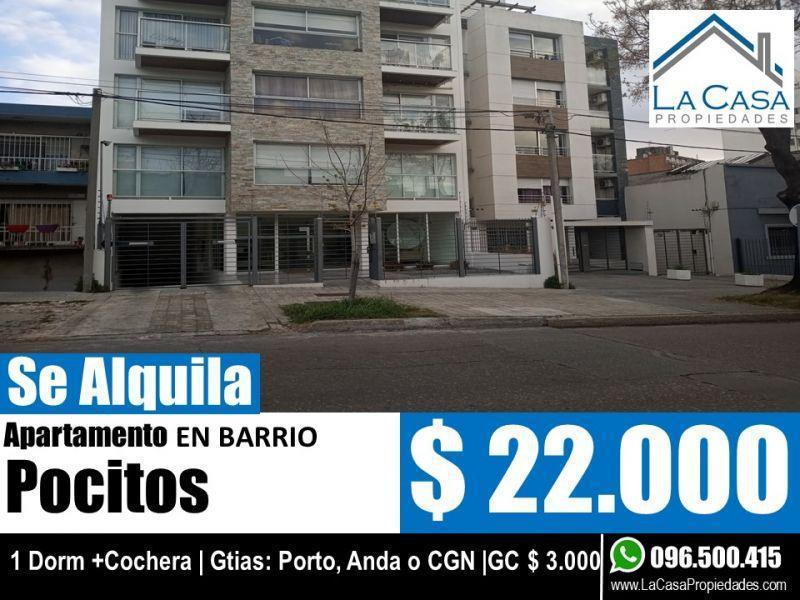 Foto PH en Alquiler en  Pocitos ,  Montevideo  FRANCISCO MUÑOZ 3100