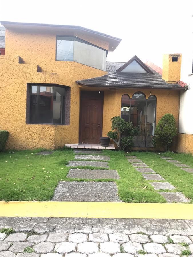 Foto Casa en condominio en Renta en  Casa Blanca,  Metepec  Renacimiento Casa 18