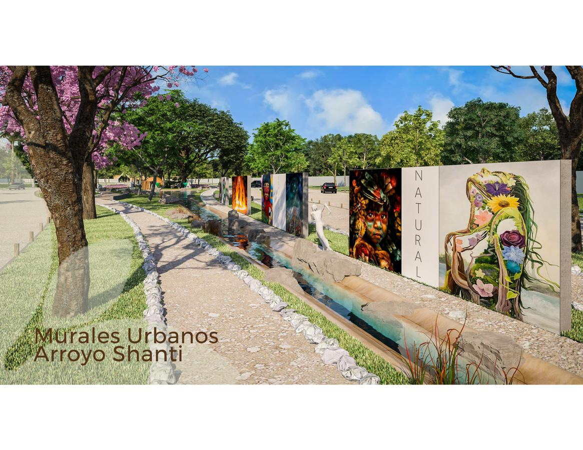 Foto Terreno en Venta en  Pueblo Santa Clara,  Dzidzantún  Terrenos Residenciales SHANTI, Dzidzantún.