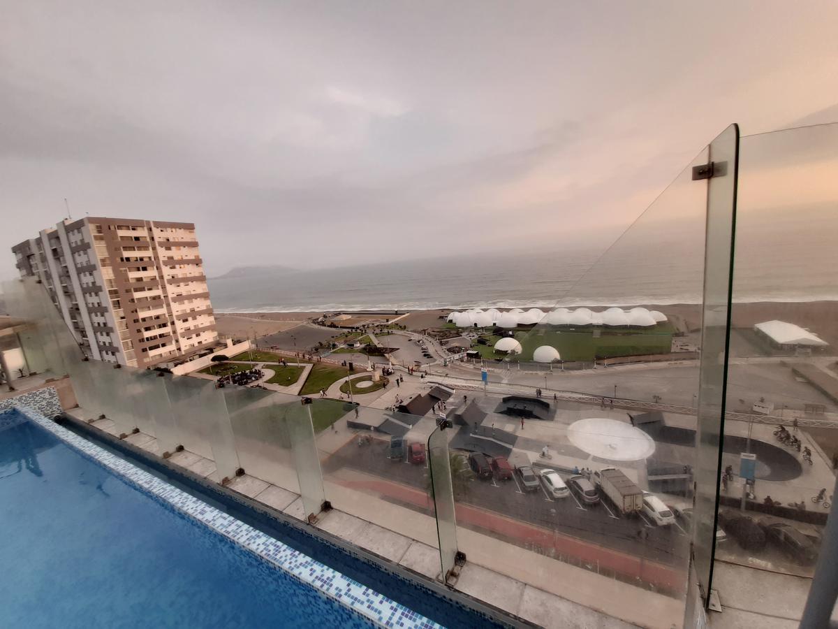Foto Departamento en Alquiler en  San Miguel,  Lima  Av. Bertolotto