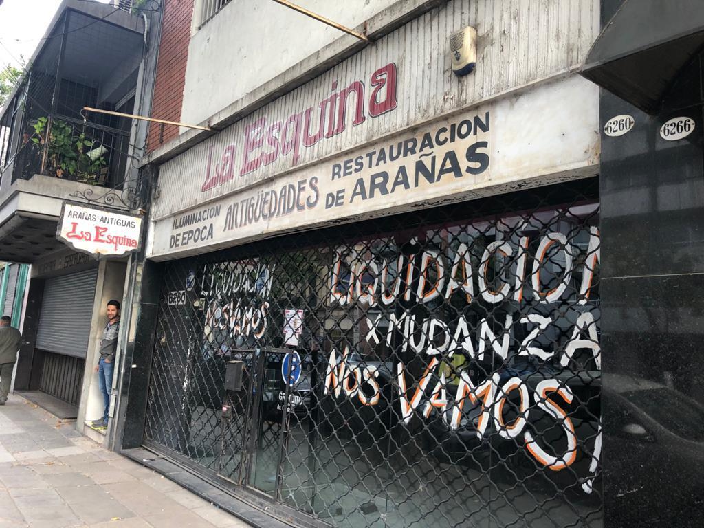 Foto Local en Venta en  Colegiales ,  Capital Federal  Av Cordoba al 6200, Colegiales - Local en venta