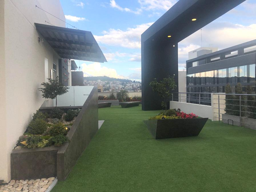 Foto Departamento en Alquiler en  Norte de Quito,  Quito  AMAZONAS Y GUAYAS