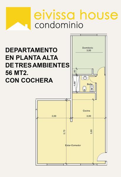 Foto Departamento en Venta en  San Miguel ,  G.B.A. Zona Norte  Pringles