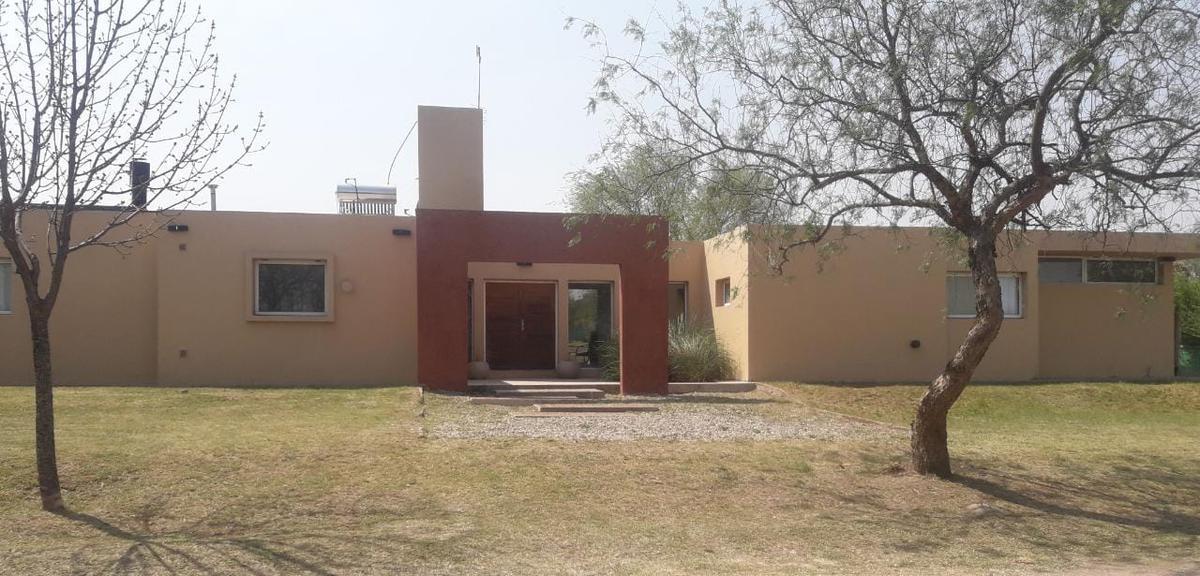 Foto Casa en Venta en  Malagueño,  Santa Maria  Causana (Country en Malagueño). Sobre Autopista Córdoba-Carlos Paz.