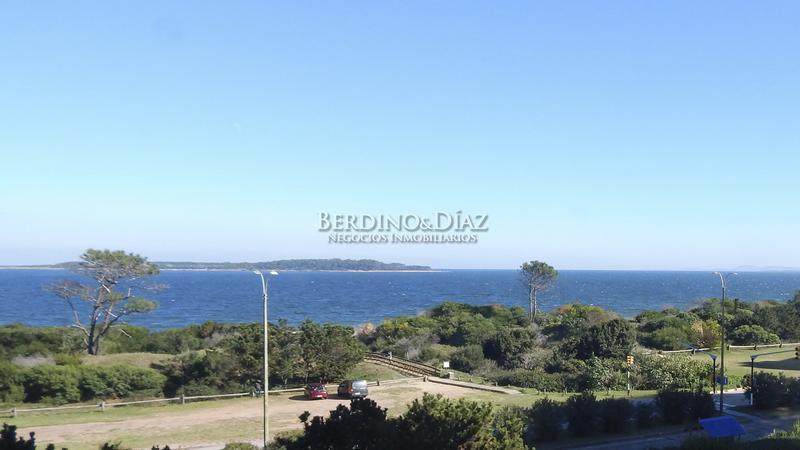 Foto Departamento en Venta en  Playa Mansa,  Punta del Este          Espectacular Apartamento Frente al Mar de la Mansa