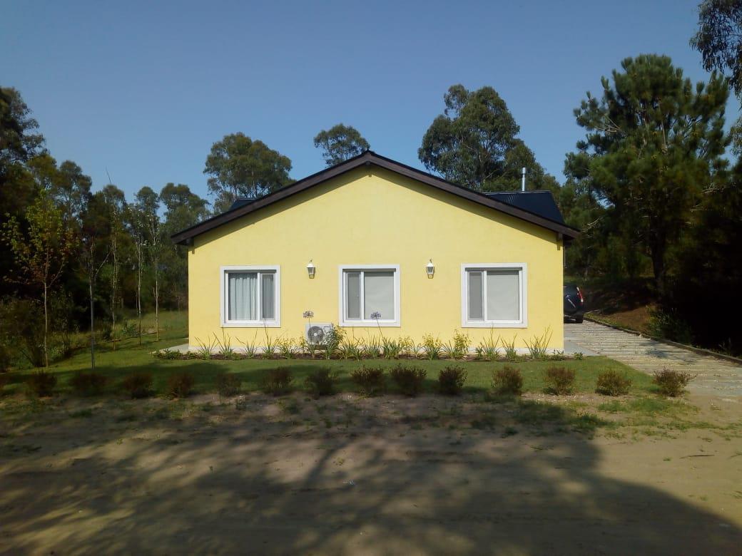 Foto Casa en Alquiler temporario en  Costa Esmeralda,  Punta Medanos  Senderos III 347