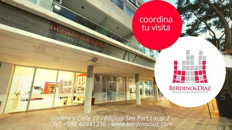 Foto Departamento en Venta en  Playa Brava,  Punta del Este          Espectacular Apartamento con Hermosa Terraza y Vista al Mar