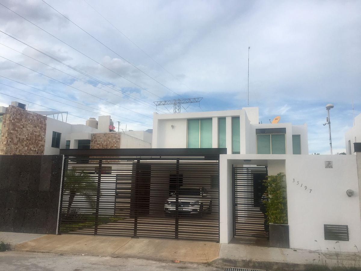 Foto Casa en Renta en  Pueblo Temozon Norte,  Mérida  Casa en renta en Merida- Temozón Norte- con piscina sin muebles