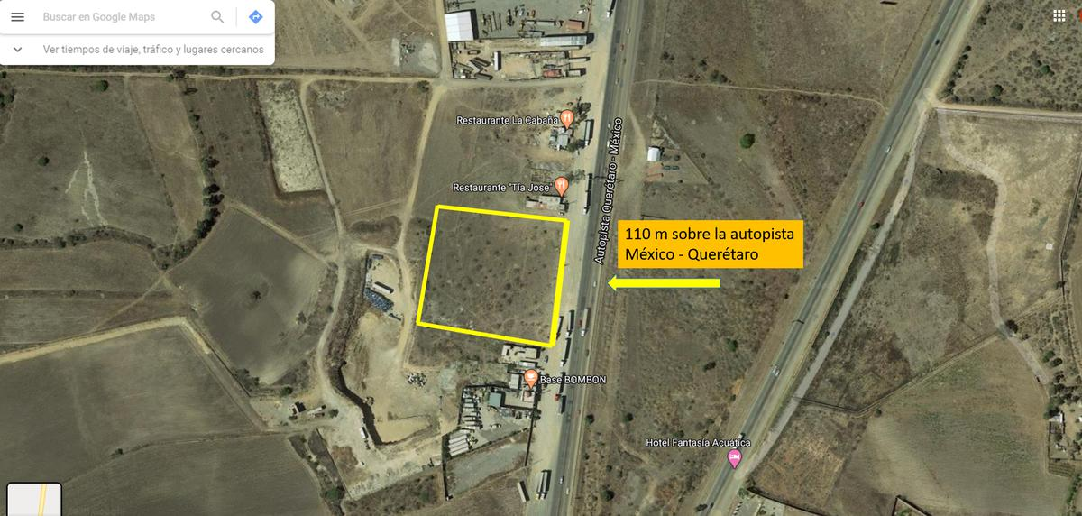 Foto Terreno en Venta en  Rancho o rancheria Puerta de Palmillas,  San Juan del Río  TERRENO EN VENTA QUERETARO