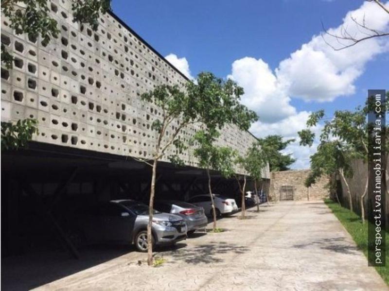 Foto Departamento en Renta en  Santa Rita Cholul,  Mérida  R6 DEPARTAMENTO AMUEBLADO EN PRIVADA CHOLUL