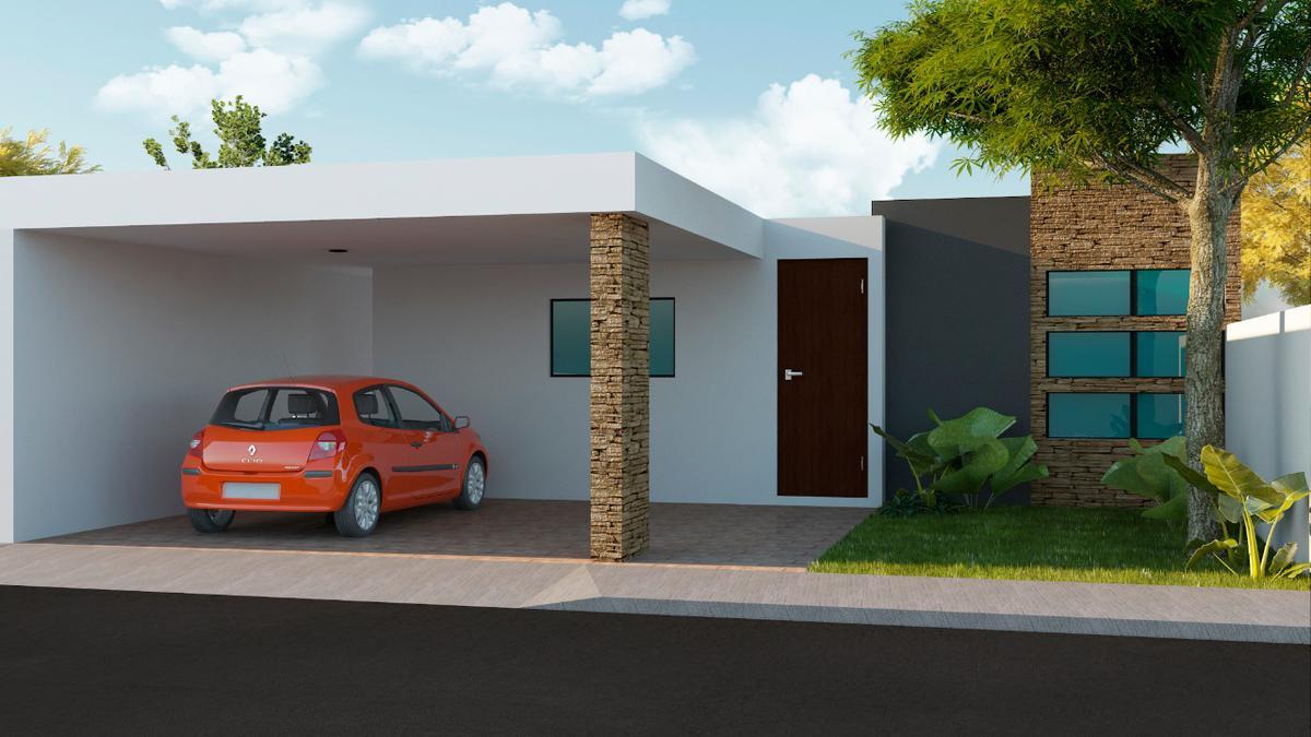 Foto Casa en Venta en  Pueblo Cholul,  Mérida  EN VENTA CASA EN PRIVADA CHOLUL