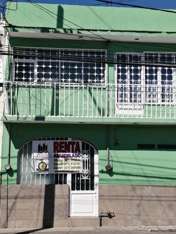 Foto Casa en Renta en  Moderna,  León  Casa amueblada de un piso en renta cerca de la T1