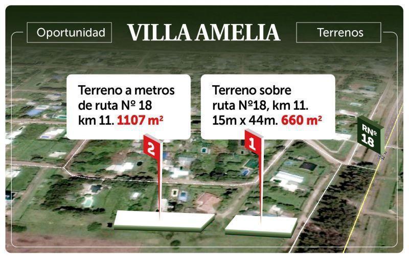 Foto Terreno en Venta en  Villa Amelia,  Rosario  Los Pinos 1 00
