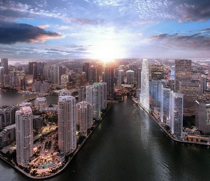 Picture Apartment in Sale in  Midtown,  Miami-dade  DEPARTAMENTO EN VENTA MIDTOWN MIAMI FLORIDA