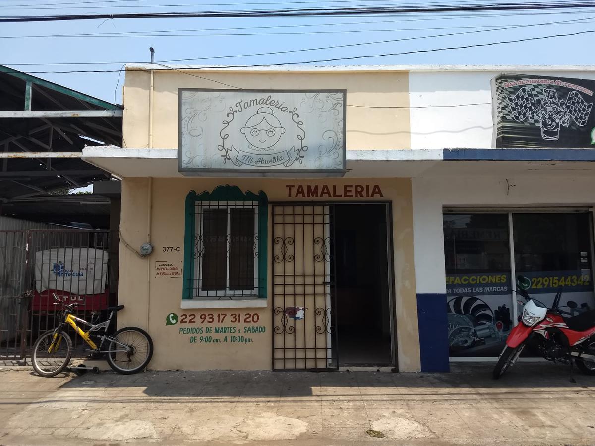 Foto Local en Renta en  Veracruz Centro,  Veracruz  Local en Alcocer, Ideal para negocio de comida