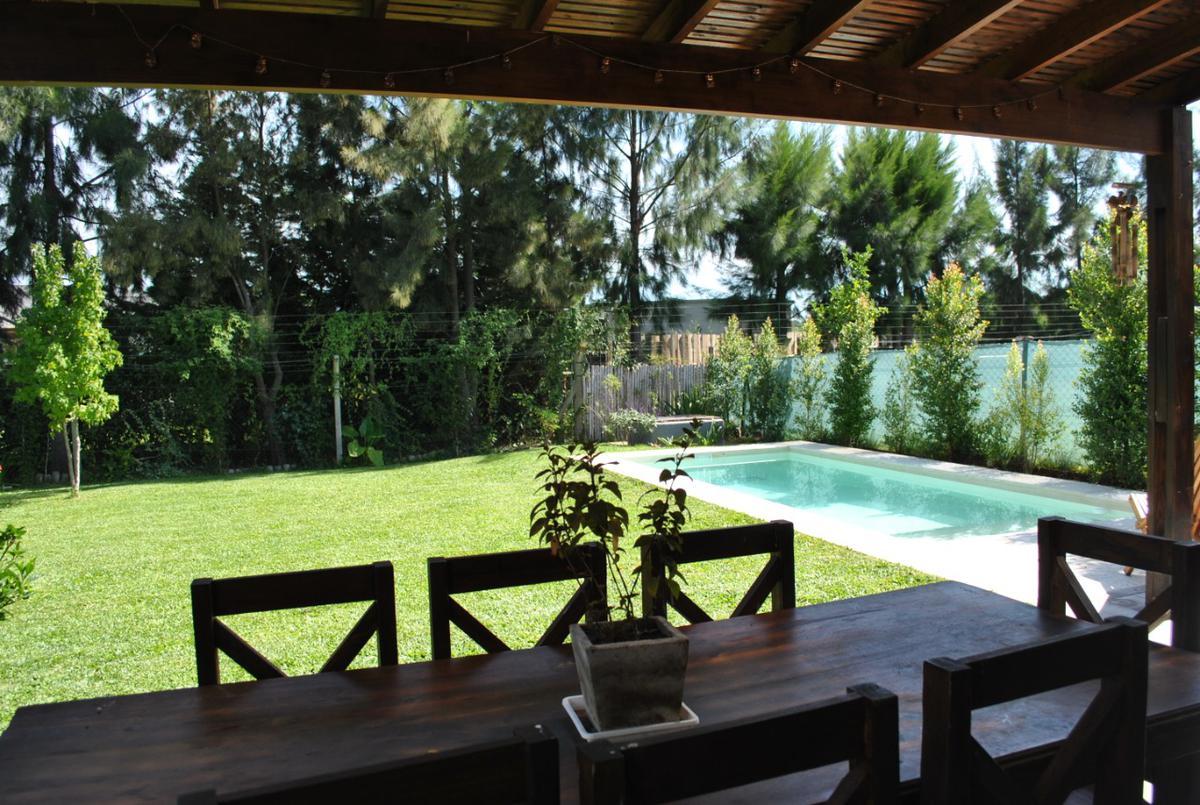 Foto Casa en Venta en  Casas de San Patricio,  Villanueva  Muy buena casa en venta 4 ambientes en Casas de San Patricio Villanueva Tigre