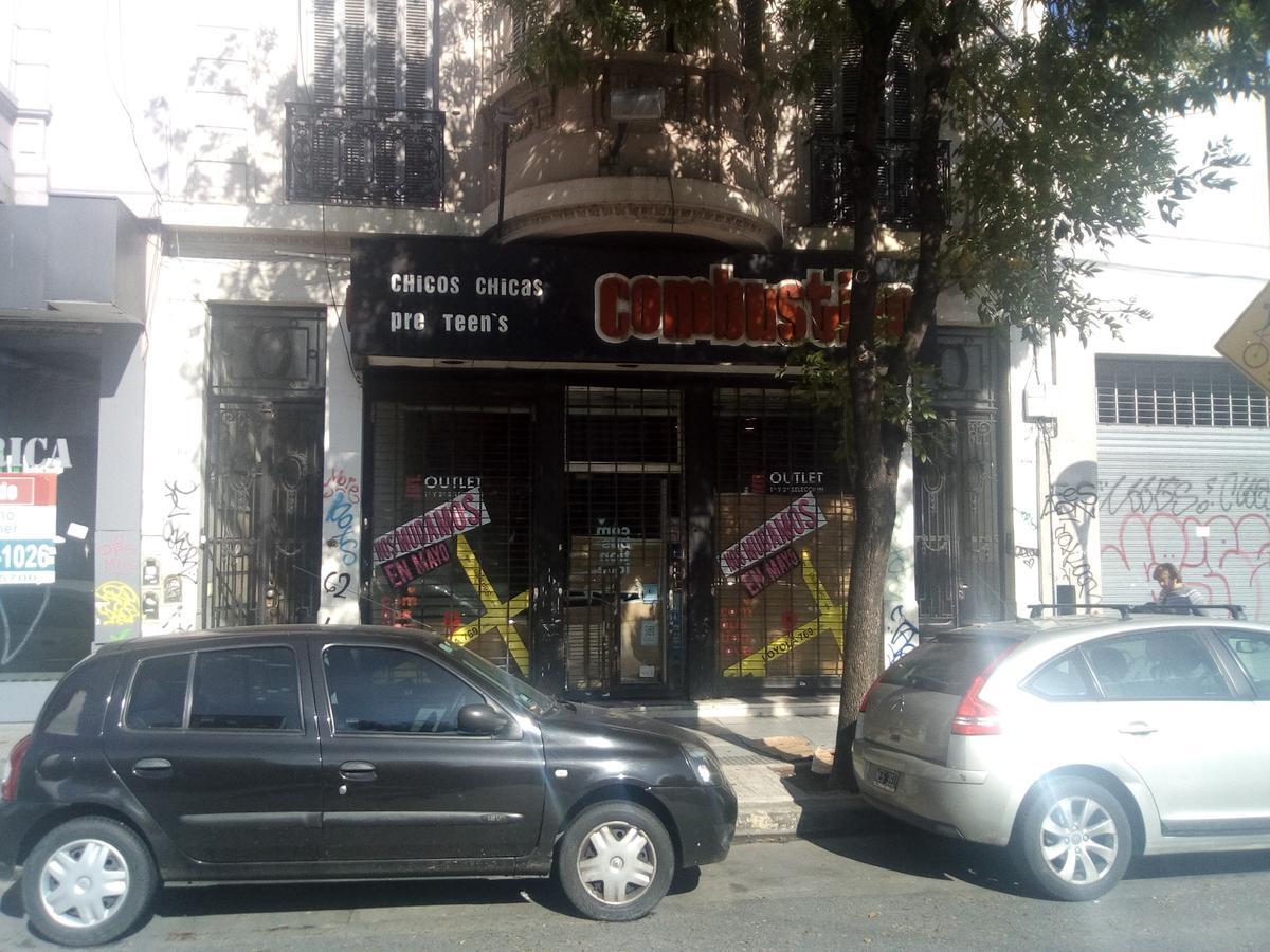 Foto Local en Alquiler en  Palermo ,  Capital Federal  Córdoba al 4900