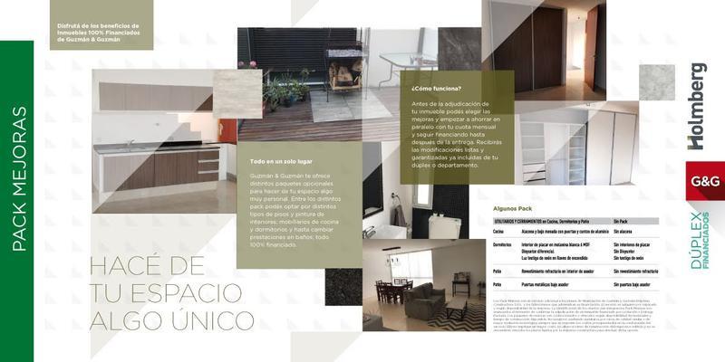 Foto Casa en Venta en  San Miguel De Tucumán,  Capital  Dúplex en pozo financiado - Entrega febrero 2022
